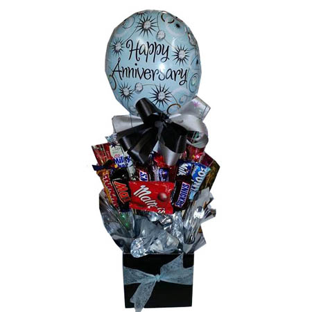 Chocolate bouquets archives gift basket cairns anniversary chocolate explosion negle Images