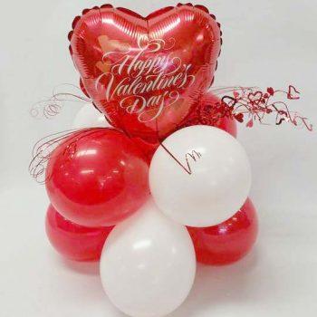 Valentines centrepiece
