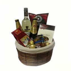 Gift basket cairns gift baskets balloons party supplies gift baskets negle Images