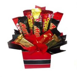 Gift basket cairns gift baskets balloons party supplies chocolate bouquets negle Images