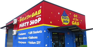 Helium hire - Gift Basket Cairns Shop