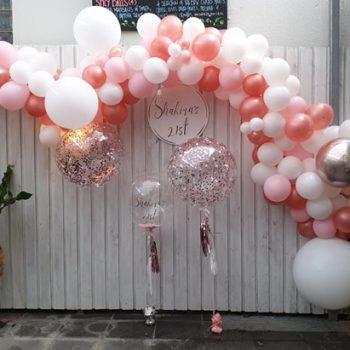 Balloon Decore